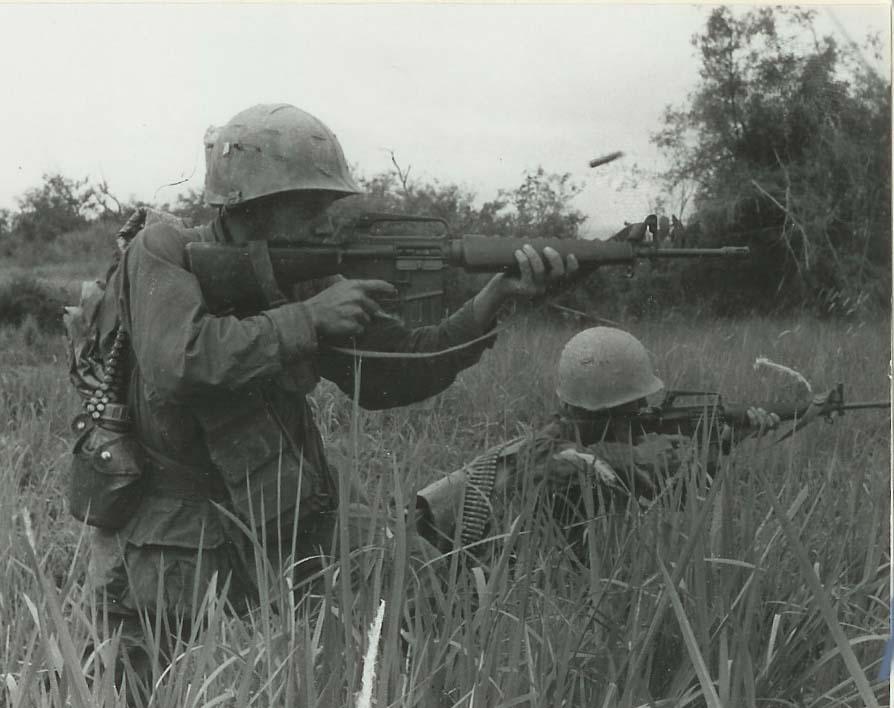 Guía rápida para distinguir los Colt correctos en Vietnam Copyabove